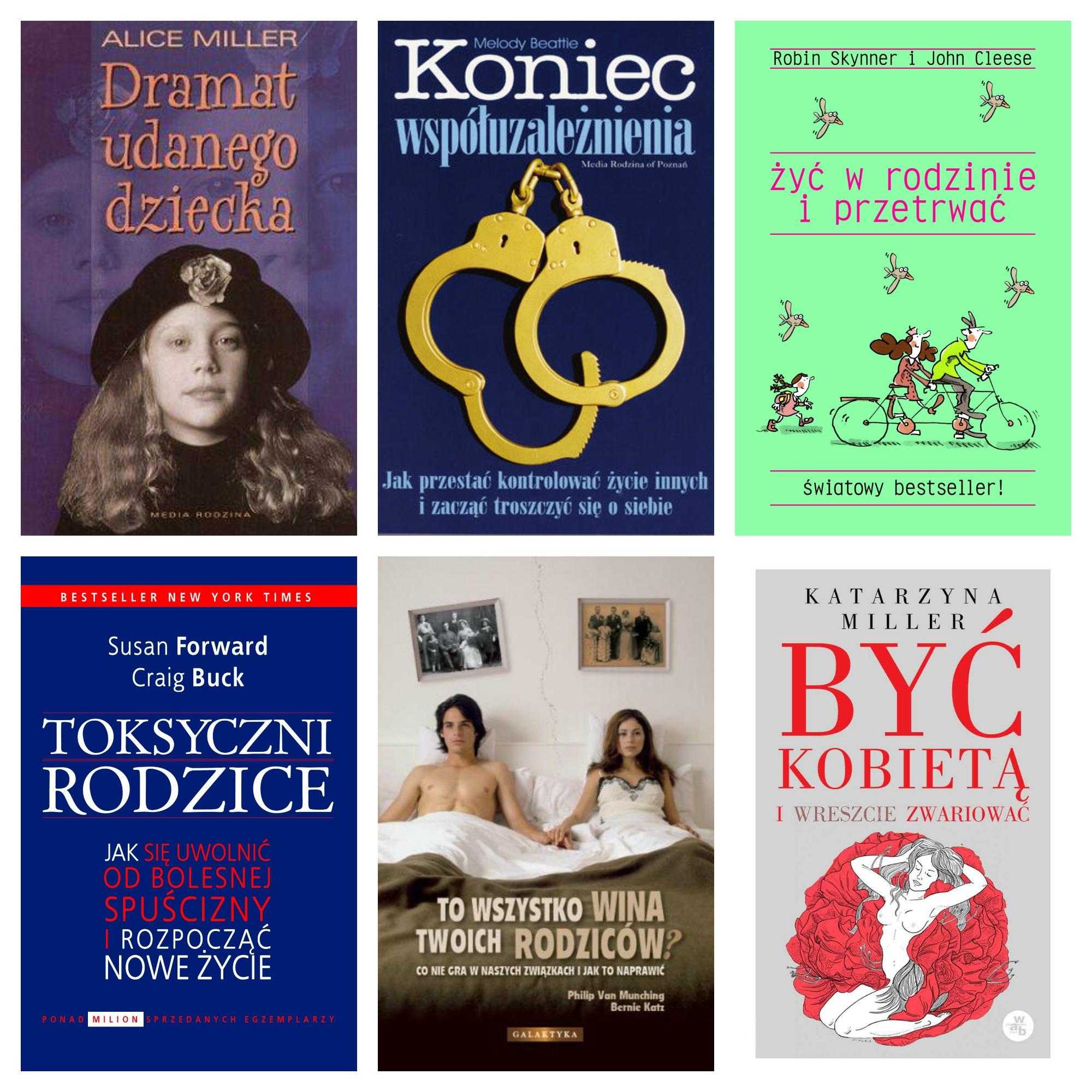 Toksyczny rodzic – jakie książki mogą pomóc w radzeniu sobie z tą sytuacją?
