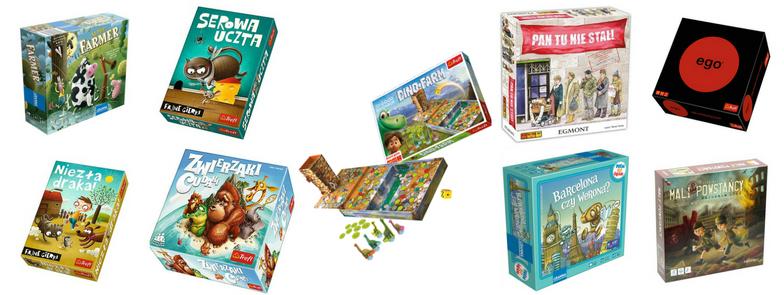 Lista życzeń: gry planszowe (prezent świąteczny?)