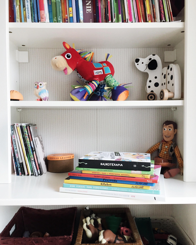 Dziecięca biblioteczka – październik 2017