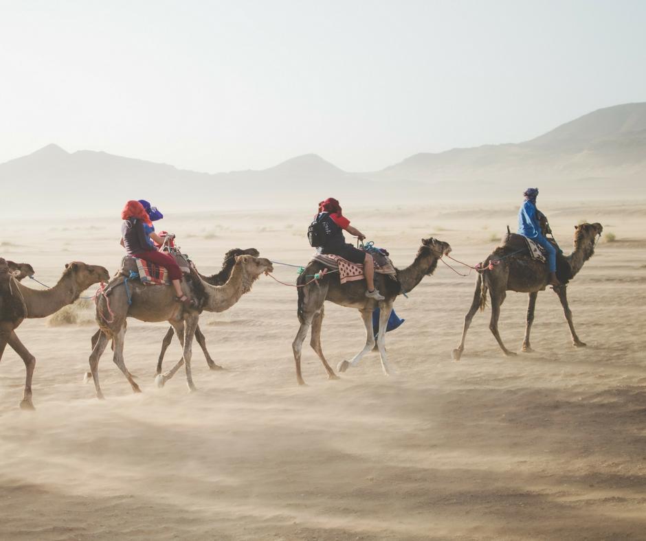 Magia marokańskiego hammamu